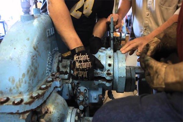 Maintenance Mechanical Works