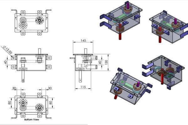 Plan & Design Mechanical Works