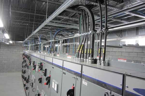 Panel Machinery Installation