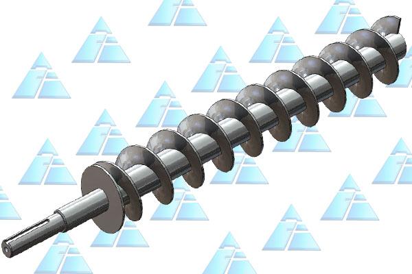 Screw Conveyor Shaft & Segment